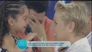 Tirullipa canta ao lado da filha sucesso A Dança do Ganso