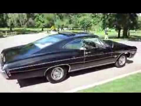 1968 Chevy Impala Fastback - YouTube