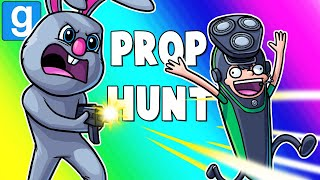 Gmod Prop Hunt Funny Moments - Shave My What?