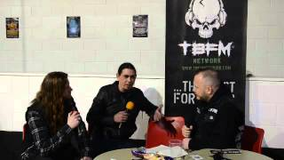 Evile Interview with TBFM Network at HRH United 2016