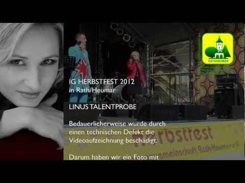 Beispiel: Christine Schröder - Titel: Soulmate - Live gesungen, Video: Christine Schröder.