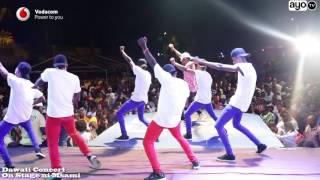 Msami alivyotambulisha wimbo wake mpya kwenye Dawati Concert