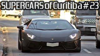 SUPERCARS #23 - Lamborghini Aventador, Ferrari Speciale, Porsche GT3RS, Audi R8GT & more!