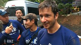 Diver who helped rescue Thai boys describes the 'miracle' operation