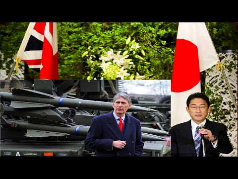 #Politics: Japan, British foreign ministers hold strategic dialogue | #PhilipHammond, #FumioKishida