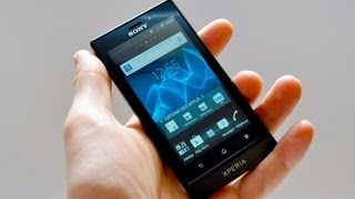 Test du Sony Xperia Sola - par Test-Mobile.fr