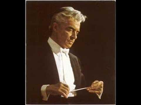Johann Sebastian Bach - Suite nº 3 BWV 1068 Karajan