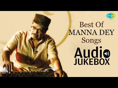 Best Of Manna Dey Songs - Old Bollywood Songs - Audio Jukebox...