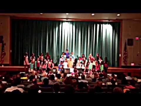 Roton Middle School 8th Grade Chorus 2013