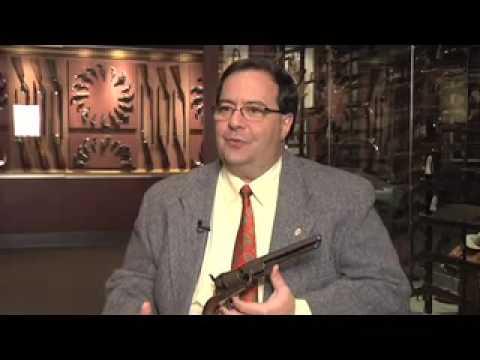 Curator's Corner - Colt 1851 Navy Revolver
