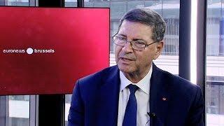 """Tunus Başbakanı Habib Essid: """"Avrupa Birliği polisimize, ABD ordumuza yardım ediyor'"""""""