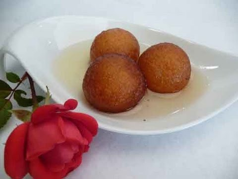 Gluten Free Gulab Jamuns Indian Recipe