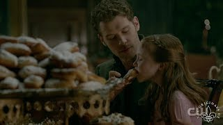 The Originals 4x09 Hayley is looking for Elijah. Klaus tells Hope she's a princess