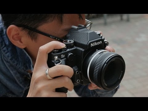 Nikon Df Hands-on Review
