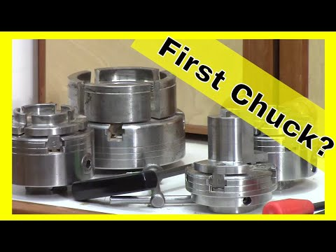 Buying Your First Chuck for Your Wood Lathe?