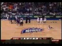 WNBA LA Sparks vs Detroit Shock- July 22, 2008 - Fight