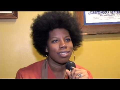 Out Da Box TV - Georgia Anne Muldrow talks Relationships and Musical Growth (Part 2)