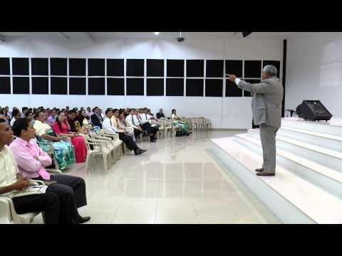 21-12-2014 La Bendición de Jehová es la que enriquece (Rev. Samuel Mejia)