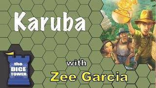 Karuba Review - with Zee Garcia