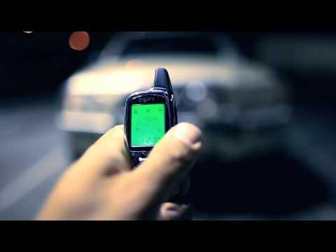 Spy Alarm - Remote Start Car Alarm (SPY 2 Two Way LCD Car Alarm)