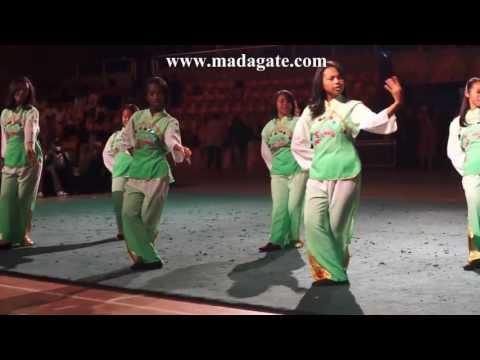Madagascar. Wushu, 5è Championnat d'Afrique, 5 septembre 2013