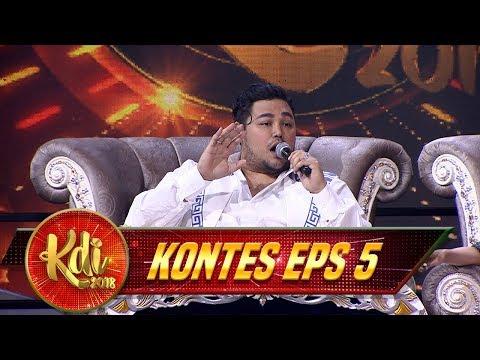 WAH WAH, Ardea Menjadi Bintang Dimata Master Igun MEEEOONG Deh - Kontes KDI Eps 5 (10/8)