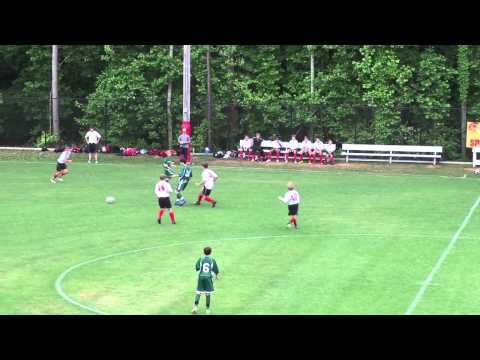 Greater Atlanta Christian School JH Boys Soccer vs Blessed Trinity School, 2012