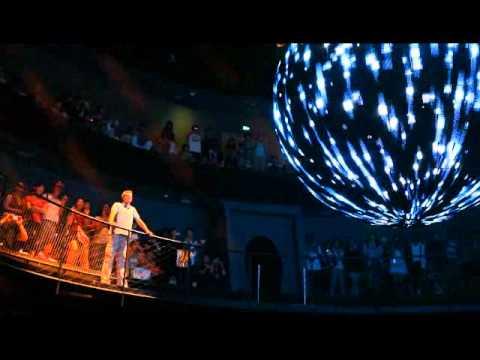 The Energy Pendulum at German Pavilion, Shanghai Expo 2010