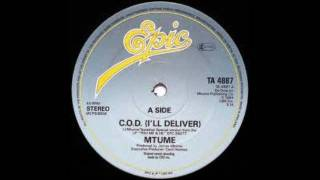 Watch Mtume Cod ill Deliver video