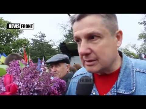 Житель Днепропетровска рубанул правду в эфире украинского телевидения!!!