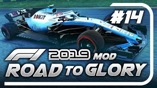 F1 Road to Glory 2019 - Part 14: UPSETTING FERRARI FANS AT MONZA!