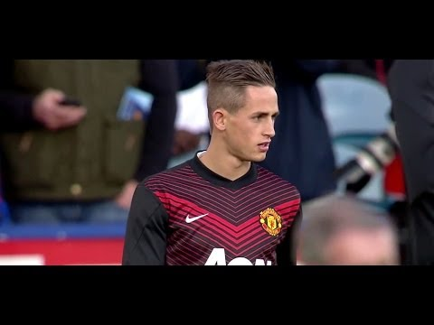 Adnan Januzaj vs Crystal Palace Away HD 720p (22/02/2014)