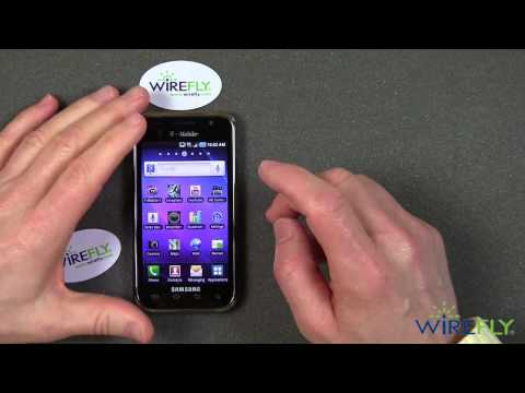 Samsung Galaxy S 4G Review - Part 1