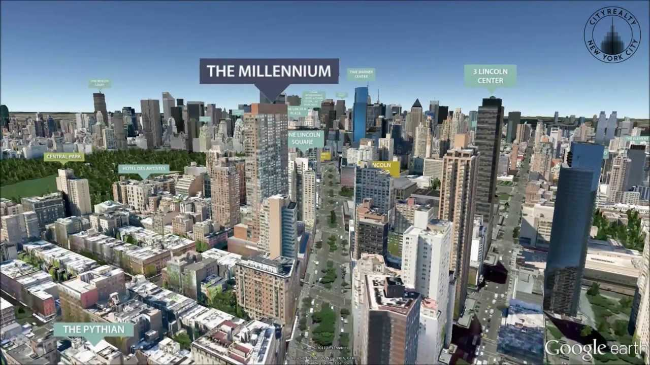 Upper West Side Real Estate The Millennium Tower Youtube