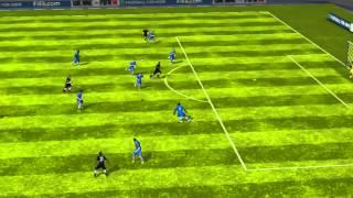 FIFA 14 iPhone/iPad - KF Prishtina vs. Chelsea