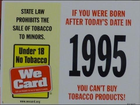 Cigarettes sales South Dakota