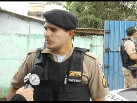 Polícia Militar prende assaltantes após roubo no bairro Luizote de Freitas (Pte 1)