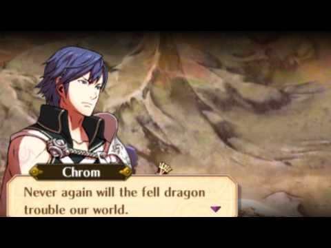 Fire Emblem Awakening Finale Endgame: Grima