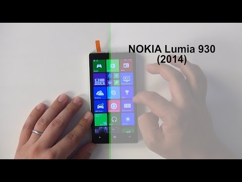 Nokia Lumia 930 unboxing and full review (www.buhnici.ro)