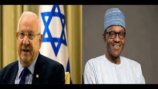 BIAFRA MY COUNTRY: Isreali President Urges All Nations To Support Biafra: