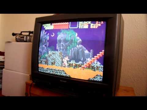 Gamefreak presents the Sharp Super Famicom TV
