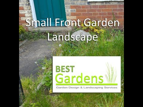 Small Front Garden Landscape