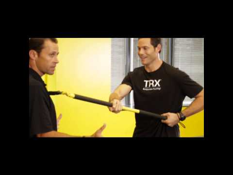 TRX Rip Trainer Stack Golf Fitness Exercise