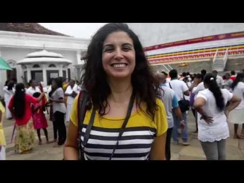 Si un dia me pierdo Sri Lanka 2015