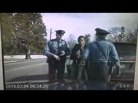 Dashcam video shows Princeton Police arrest black professor