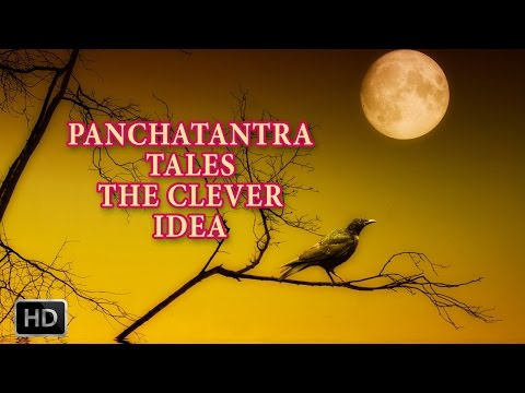 Tales Of Panchatantra - Birds Stories - The Clever Idea - Animated   Cartoon Stories For Kids video