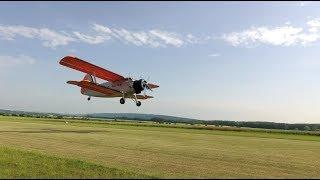 Společné létání na letišti Stichovice - Prostějov 9.6.2018