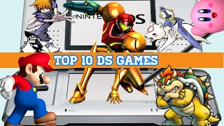 Top 10 DS Games of all Time