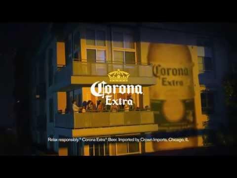 Susy Diab comercial Corona Projector