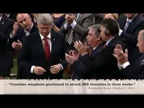 Justin Trudeau - He's just not up to the job.